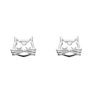 Kit Heath Whiskers Feline Studs